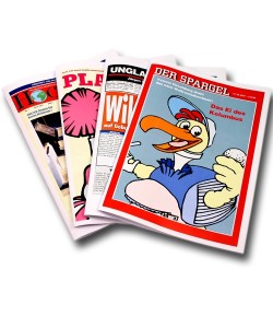 individuelle und persönliche Geburtstafszeitung