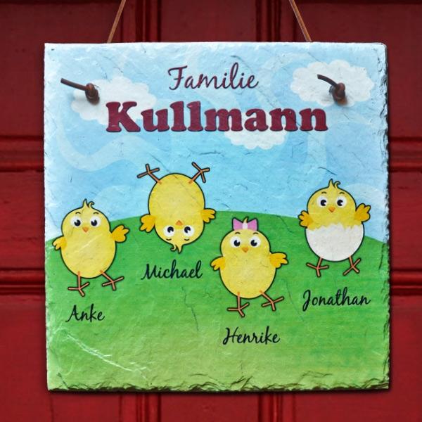 Ein Ostergeschenk für die ganze Familie